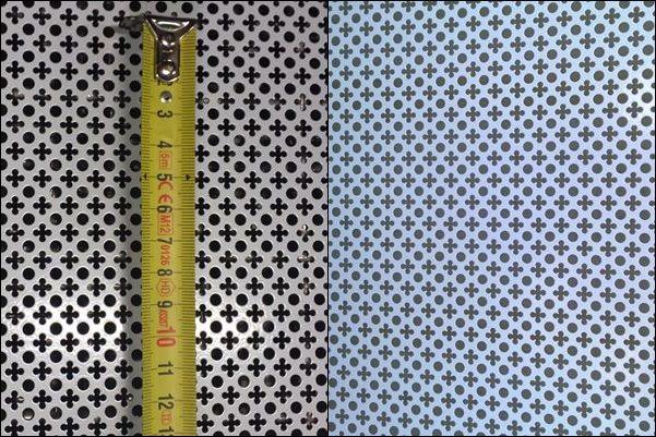 Copritermo alluminio plastificato fantasia